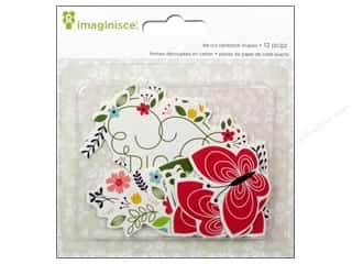 Flowers / Blossoms Animals: Imaginisce Die Cut Welcome Spring Blossom