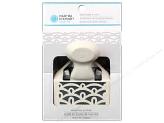 Martha Stewart Deep Edge Punch Teardrop Arches