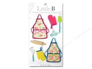 Little B Sticker Med Cooking
