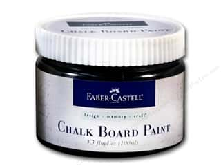 Faber Castell Pencils: FaberCastell Prep & Finish Chalkboard Paint 3.3 fl oz Jar