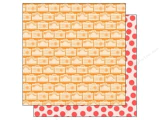 American Crafts: American Crafts 12 x 12 in. Paper Summer Smile (25 piece)