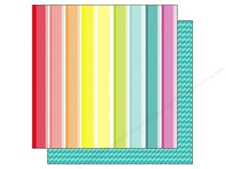 American Crafts 12 x 12 in. Paper Summer Beach Towel (25 piece)