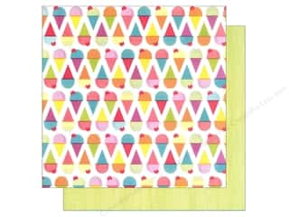 American Crafts 12 x 12 in. Paper Cold Treats (25 piece)