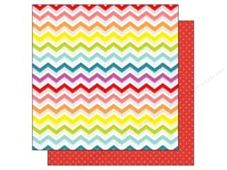 American Crafts: American Crafts 12 x 12 in. Paper Catch A Wave (25 piece)