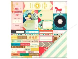 Crate Paper 12 x 12 in. Paper Styleboard Inspiration (25 piece)