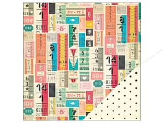 Crate Paper 12 x 12 in. Paper Styleboard Sweet Collection (25 piece)