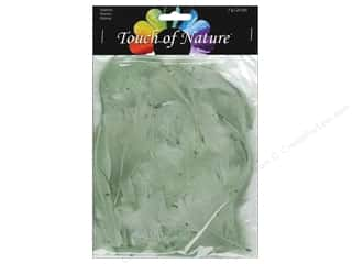 Midwest Design Imports: Midwest Design Feather Loose Goose Satinettes Nature 7gm