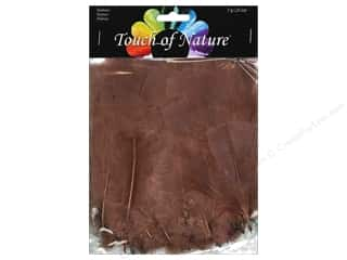 Midwest Design Imports Basic Components: Midwest Design Feather Turkey Flat Sienna 14gm