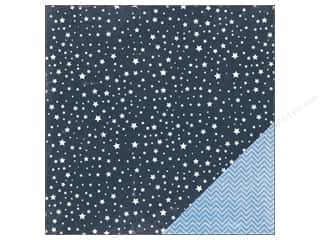 Pebbles Paper 12x12 Special Delivery BoyLittleStar (25 piece)