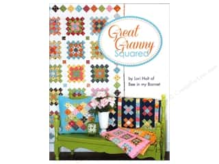 Fat Quarters Books: It's Sew Emma Great Granny Squared Book