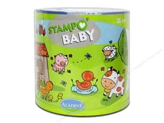 Weekly Specials Fiskars Paper Trimmer: Aladine StampO' Baby Stamps Farm