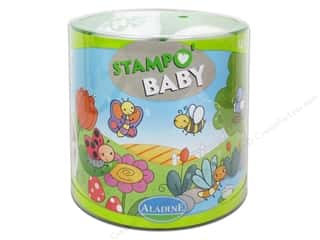 New: Aladine StampO' Baby Stamps Insects