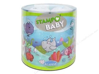 Weekly Specials Kids Crafts: Aladine StampO' Baby Stamps Ocean