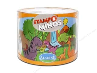 Weekly Specials Kids Crafts: Aladine StampO' Minos Stamps Dino