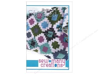 Sew Many Creations Fat Quarters Patterns: Sew Many Creations Stacked Quilt Pattern