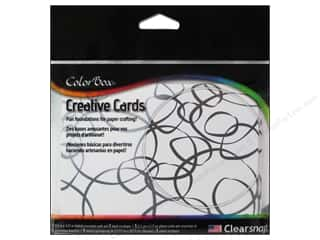 Weekly Specials Inkadinkado Stamping Gear: ColorBox Creative Cards and Envelopes Inspire