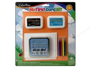 Weekly Specials Paint Sets: ColorBox Kit My First Card Snowflake