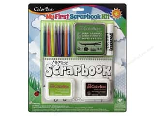ColorBox Kit My First Scrapbook Jungle