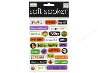 2013 Crafties - Best Adhesive: MAMBI Sticker Soft Spoken Ellen Halloween Pebbles