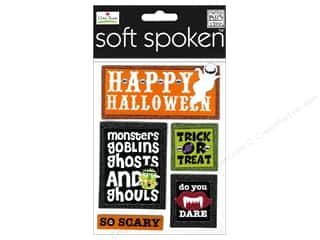 MAMBI Sticker Soft Spoken Ellen Halloween Word