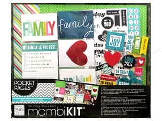 "Foil Kits: Me&My Big Ideas Album Kit Box 12""x 12"" Today Is The Best"