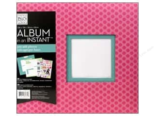 "Sisters Crafting Kits: Me&My Big Ideas Scrapbook Album 12""x 12"" In An Instant Brave Tween"