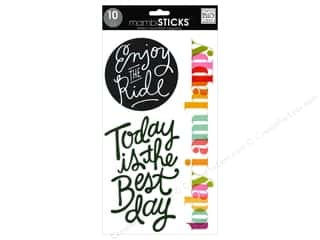 Staples Gifts: Me&My Big Ideas Sticker Sticks Big Words Today