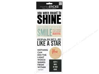 MAMBI Sticker Sticks You Were Meant To Shine