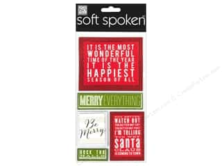 MAMBI Sticker Soft Spoken Merry Everything