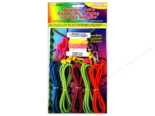 Macrame Black: Pepperell Bungee Cord Super Value Pack Neons