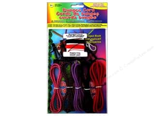 Macrame Black: Pepperell Bungee Cord Super Value Pack Primary