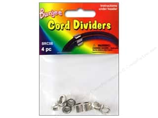 Cording Sale: Pepperell Bungee Cord Cord Dividers 4pc