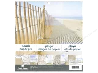 "Paper House Paper Pad 12"" Beach"