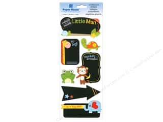 Paper House Sticker Chalkboard Little Man