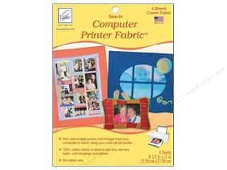 June Tailor Printer Fabric Cream 4pc
