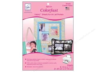 June Tailor Inkjet Fabric Sheet Colorfast Crm50pc