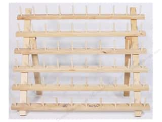 June Tailor 3 Sheets: June Tailor Mini-Mega-Rak II Thread Rack - 60 Peg with Legs