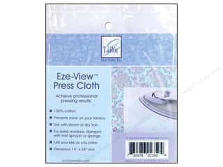 Pressing Cloths / Pressing Sheets: June Tailor Eze-View Press Cloth 14 x 24 in.