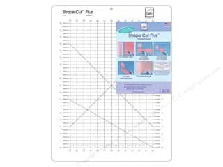 "Rulers June Tailor Rulers: June Tailor Ruler Shape Cut Plus Quiltools 12""x 18"""