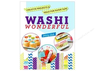 Home Decor Scrapbooking Sale: Lark Washi Wonderful Book