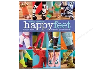 knitting books: Sixth & Spring Happy Feet Book
