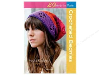 Taunton Press Crochet & Knit: Search Press Twenty To Make Crocheted Beanies Book
