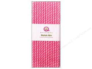 Queen&Co Stylish Stix Juicy StripesCottonCandy25pc