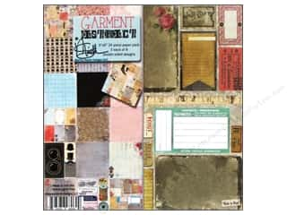 Marion Smith Paper Pack Garment District 6x6