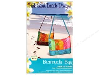 Sand $1 - $2: Pink Sand Beach Designs Bermuda Bag Pattern