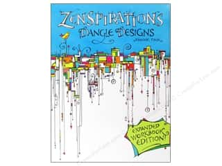 Bazooples Paper Craft Books: Design Originals Zenspirations Dangle Designs Expanded Edition Book