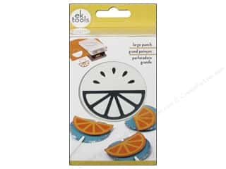 Fruit & Vegetables Scrapbooking & Paper Crafts: EK Paper Shapers Punch Large Fruit Slice
