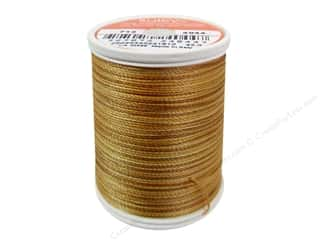 Sulky Sulky Blendables Cotton Thread 12 wt. 330 yd: Sulky Blendables Cotton Thread 12 wt. 330 yd. #4044 Butterscotch