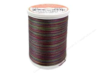 Paints Burgundy: Sulky Blendables Cotton Thread 12 wt. 330 yd. #4045 Summer Nights