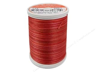Sulky Sulky Blendables Cotton Thread 12 wt. 330 yd: Sulky Blendables Cotton Thread 12 wt. 330 yd. #4061 Poppy